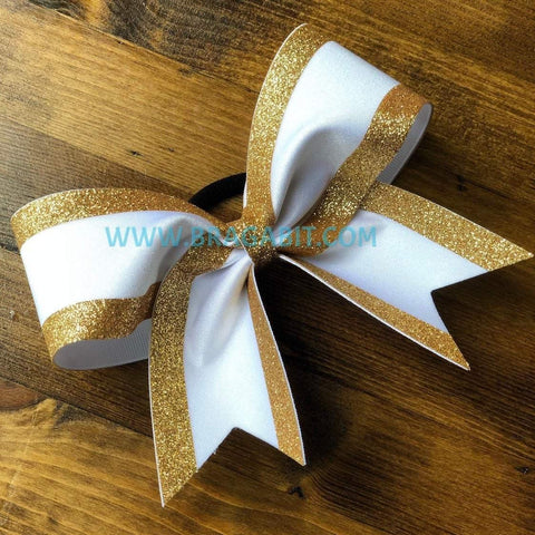 Cabernet Cheer Bow