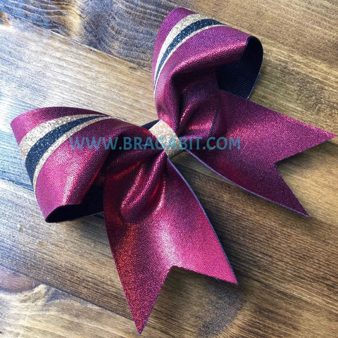 Cactus Cheer Bow
