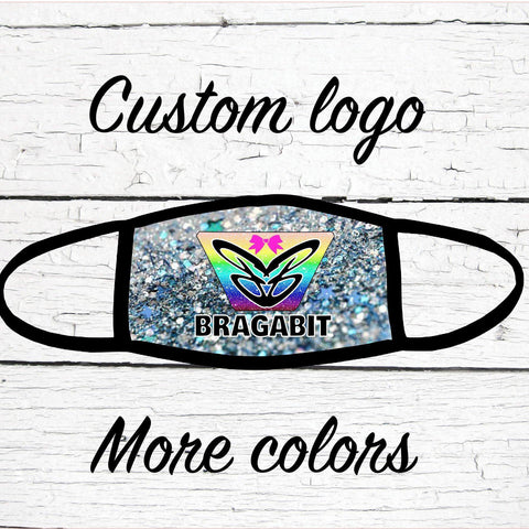 Custom Logo Mask