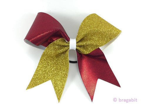 Cranberry mystique and gold glitter. - BRAGABIT  - 1