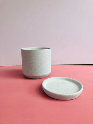 Helsinki Planter Cream - small