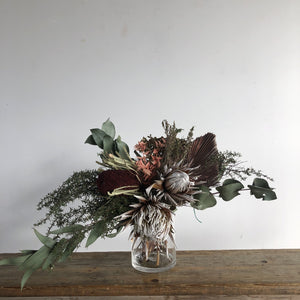 Bespoke Dried Bouquet