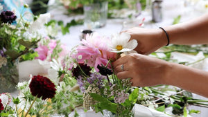 Lillet Flower Crown Workshop