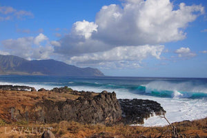 Ka'ena Point, the most western tip of Oahu