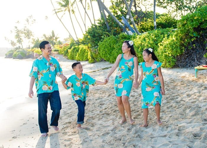 Lavahut - Matching Hawaiian Clothing for the Family