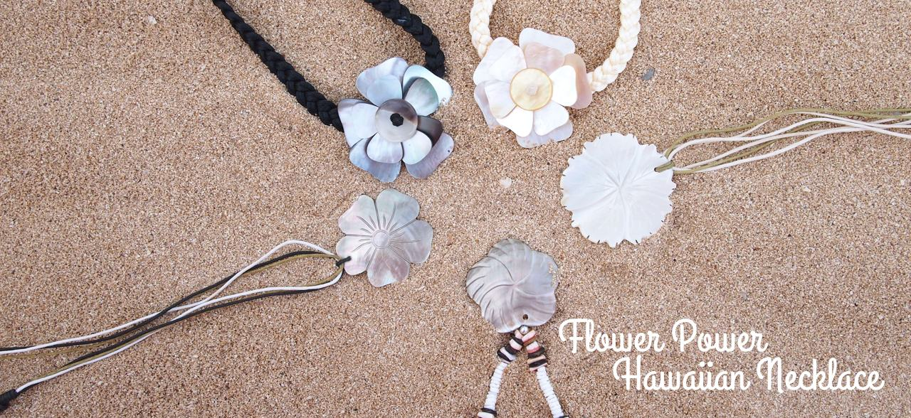 Lavahut - Hawaiian Floral Necklaces