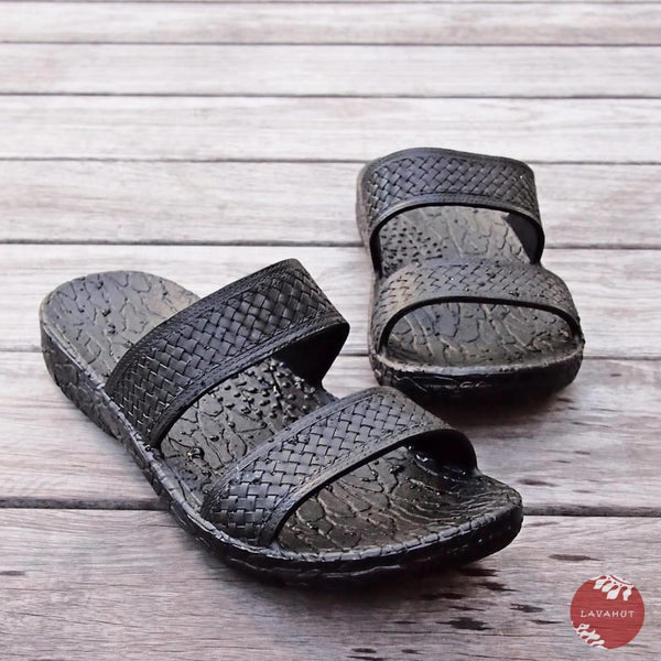 Black Jane Jandals® - Pali Hawaii - Hawaiian Sandals