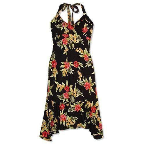Blacksand Akua Hawaiian Dress - Womens Dress