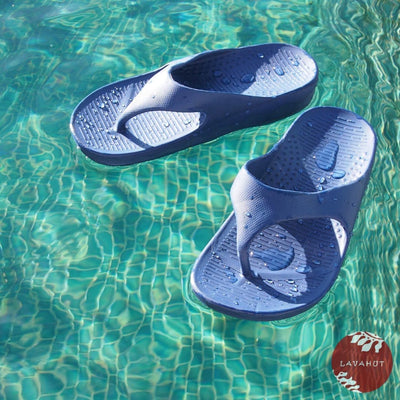 Blue Flip™ - Pali Hawaii Sandals - Hawaiian Sandals
