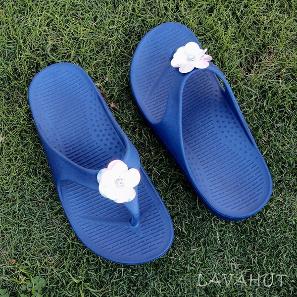 Blue Flip Rock Star - Pali Hawaii Sandals - Hawaiian Sandals