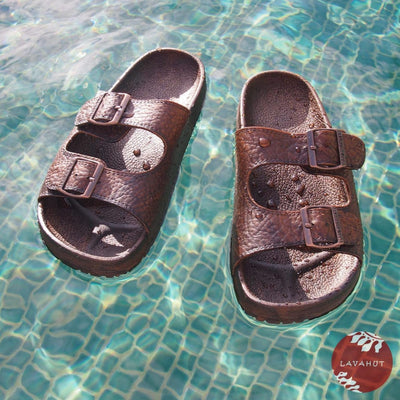 Brown Buckle™ - Pali Hawaii Sandals - Hawaiian Sandals