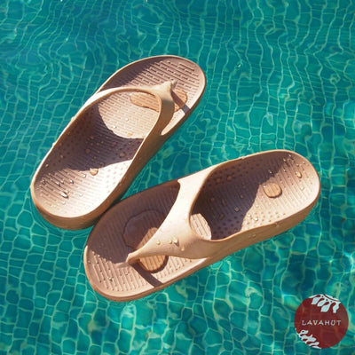 Brown Flip™ - Pali Hawaii Sandals - Hawaiian Sandals