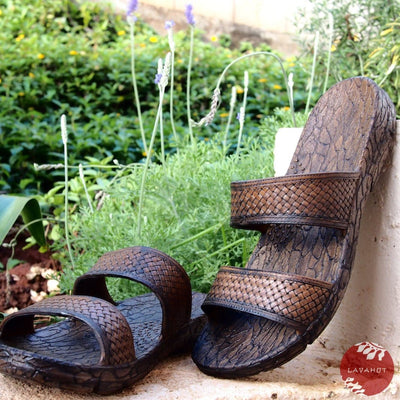 Brown Jane Jandals® - Pali Hawaii - Hawaiian Sandals