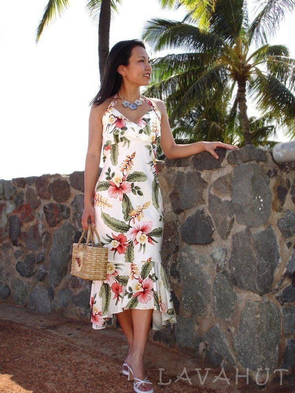 Cloud Akua Hawaiian Dress - Womens Dress