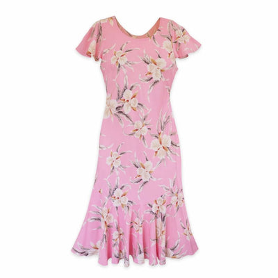 Mele Pink Malia Hawaiian Dress - s / Pink - Women's Dress