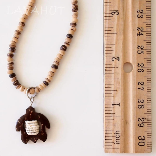 Petite Turtle Honu Hawaiian Necklace - Necklaces