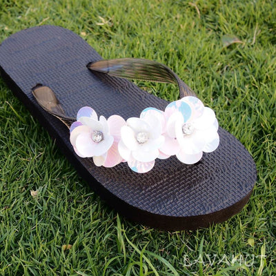 Rock Star Flip Flops - Hawaiian Sandals