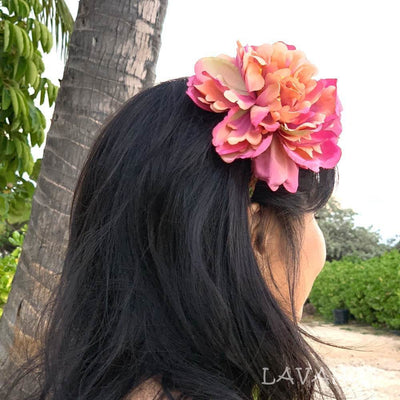 Wild Pink Island Girl Headband - Wild Pink - Hair Accessories
