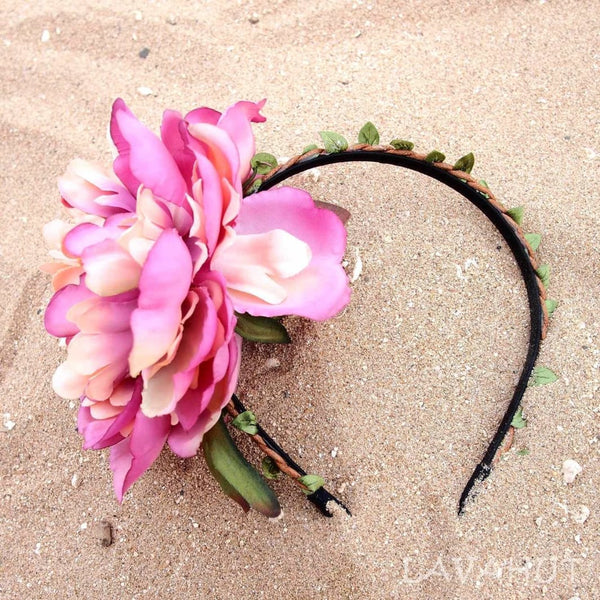 Wild Pink Island Girl Headband - Hair Accessories