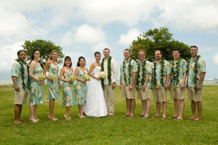 The Aloha Hawaiian Guest Guide... to Beach Weddings