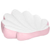 Pink Seashell Float side - #GETFLOATY
