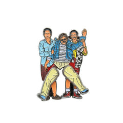 Weekend at Bernies Pin