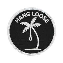 """HANG LOOSE"" Patch (Iron-On)"
