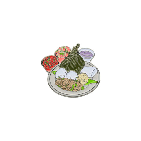 Hawaiian Plate Lunch Pin