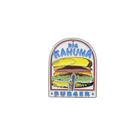 Big Kahuna Burger Pin