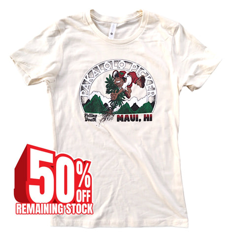Pakalolo Picker WOMENS T-Shirt