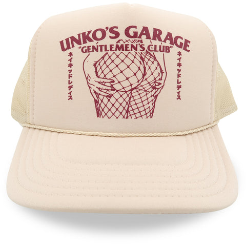 "UNKOS GARAGE ""Cheeks"" Hat"