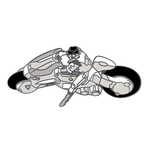 Kaneda-Slide Manga Pin