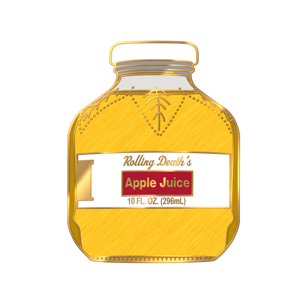 Apple Juice Pin