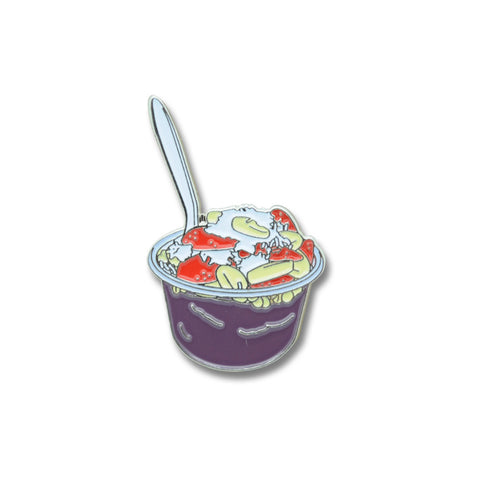Açai Bowl Pin