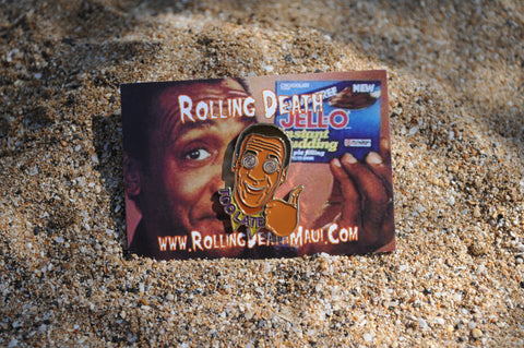 Pill Cosby Pin