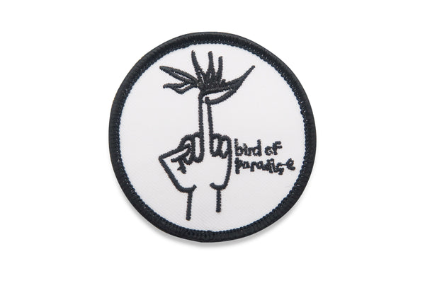 "Mark Oblow ""Bird of Paradise"" Patch"