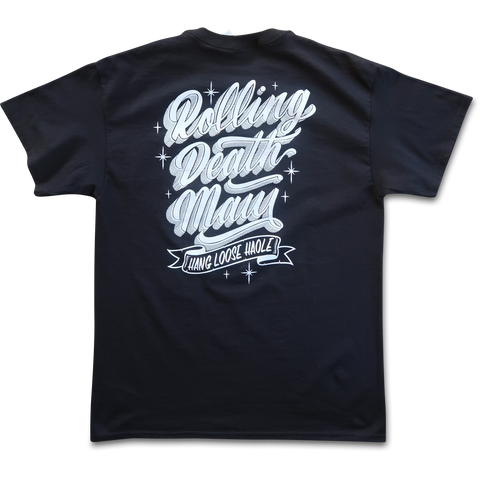 Hand Lettered RDM Pocket T-Shirt