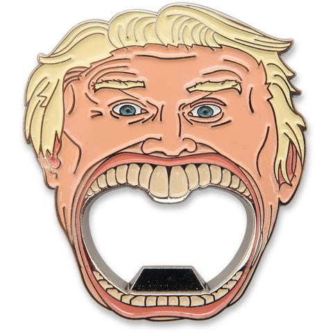 Gary Busey Bottle Opener