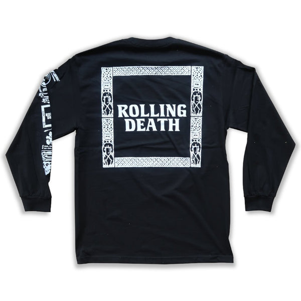 """Death In My Ear"" LS T-Shirt"