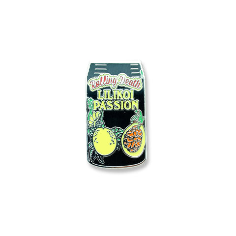 Lilikoi Passion Pin