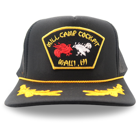 Mill Camp Cockpit  Hat