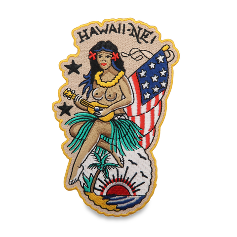 "5"" Hawaii Nei Patch"
