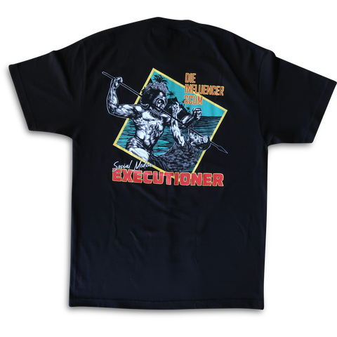 """MAUI STRENGTH"" Insta-KOOK Executioner T-Shirt"