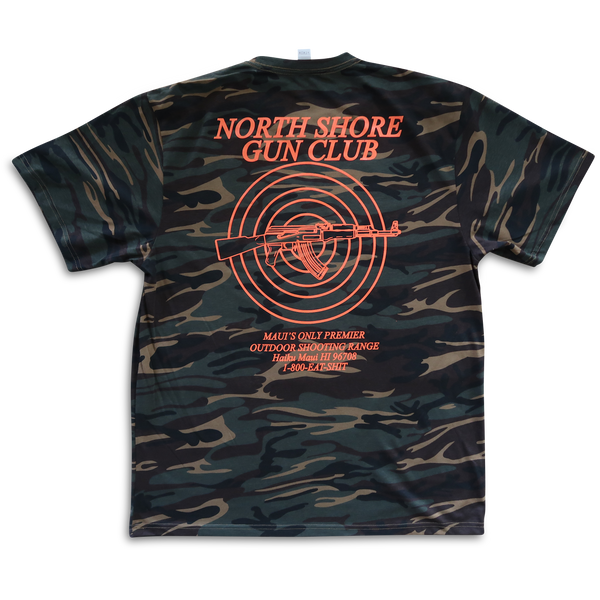 North Shore Gun Club CAMO T-Shirt