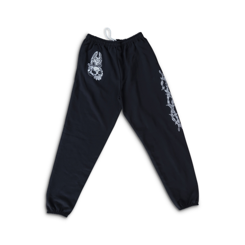 Maison Demon Jesus Sweatpants