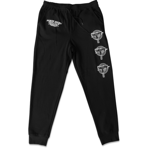 North Shore Gun Club (NOT A UZI) MAC10 Sweatpants