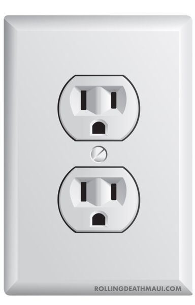 Fake Airport Outlet Sticker3-Pack