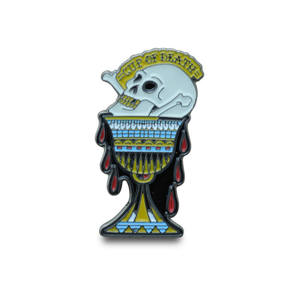 Cup O' Death Pin