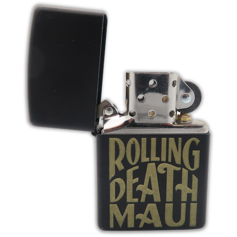 Rolling Death / Titty-Shaka ZIPPO lighter