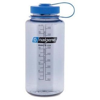 Nalgene Wide Mouth - Just Roughin' It